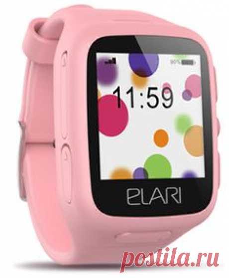 KidPhone – простая в использовании и доступная модель детских часов-телефона Elari. Устройство оснащено модулем LBS-трекинга: вы в любой момент можете определить по картам Google, где находится ваш ребенок, и позвонить ему.  #подарок #презент #поздравление #деньрождения #ребенку #девочке #мальчику #парню #мужчине #девушке #женщине #любимой #8марта #23февраля #сюрприз #праздник