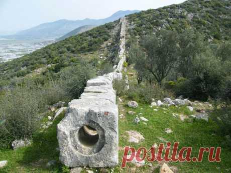 10 самых загадочных достопримечательностей Турции   Хронотон