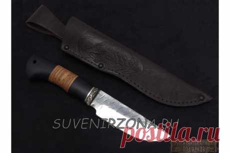 Купить кованый нож «Морж» из стали 95х18