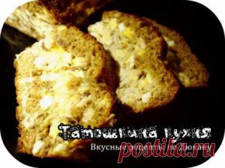 Пирог-сэндвич по Дюкану заливной с рыбой (без ДОПов) | Татошкина кухня