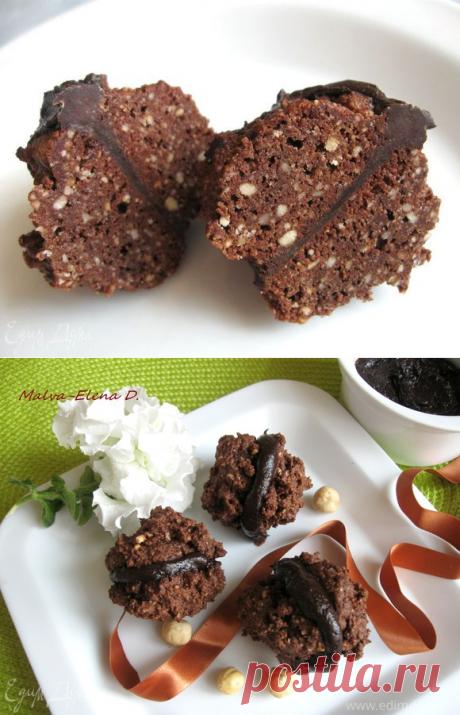 Печенье шоколадно-ореховое «Поцелуи Алассио» («Baci di Alassio»).