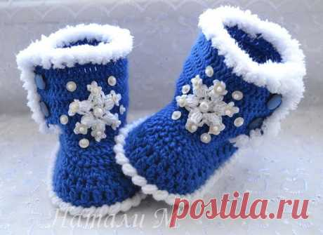 We knit to children. Lukewarm alisons for the little Snow Maiden!!!