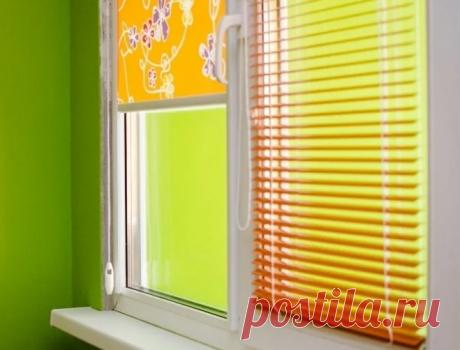 Рулонные шторы или горизонтальные жалюзи-Что выбрать?