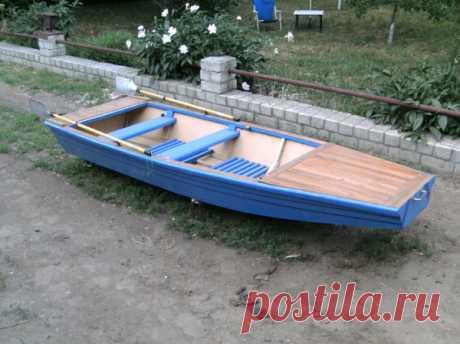 Джонбот из фанеры своими руками - лодка: видео-инструкция по монтажу, фото