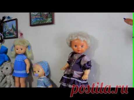 Коллекция советских кукол Ирины Латыповой из села Унер Саянского района