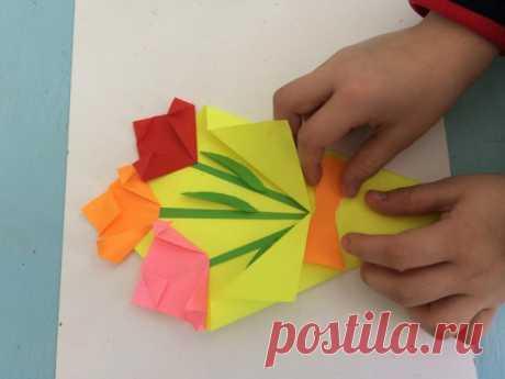 Поделки из цветной бумаги: 95 фото как своими руками сделать классные детские поделки