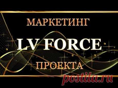 LV FORCE МАРКЕТИНГ ПРОЕКТА