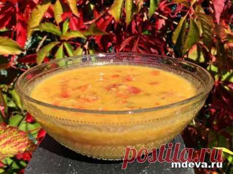 Вегетарианский гороховый суп Вегетарианский гороховый суп: приготовление Горох с лавровым листом отварить в большом количестве воды в течении часа.