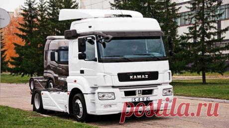 Как и сколько КАМАЗ-5490 обходится в эксплуатации? — СпецТехноТранс