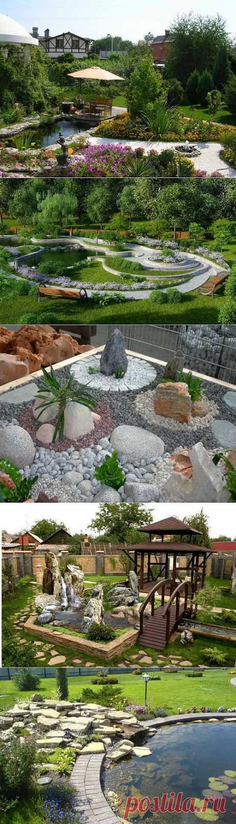 Ландшафтный дизайн | Наш уютный дом