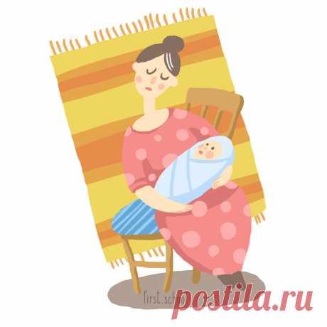 День Сурка молодой мамы. Что делать?