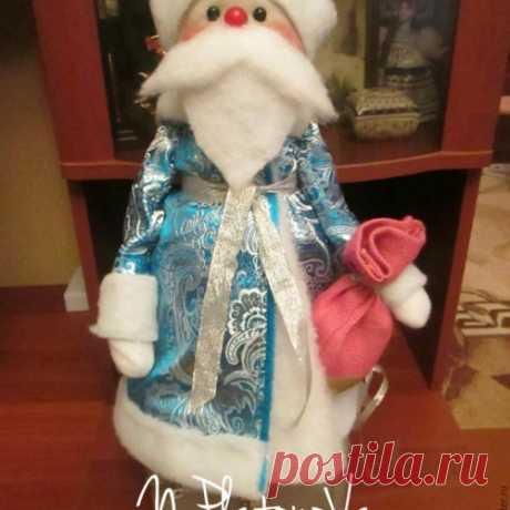 Мастерим Деда Мороза за час
