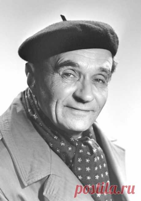 Георгий Милляр, 7 ноября, 1903  • 4 июня 1993