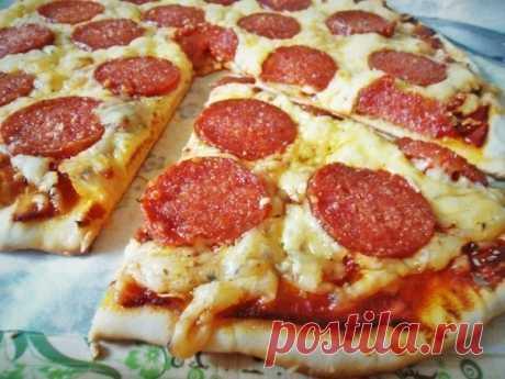 Пицца 🍴