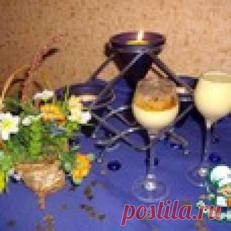 Ликер «Шеридан» Кулинарный рецепт
