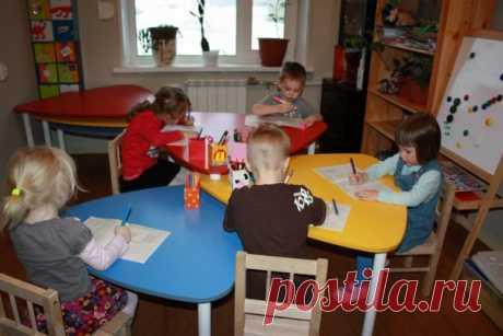 Сенатор призвал упростить многодетным создание домашних детсадов | Семья и ребенок