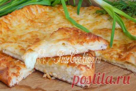 Хачапури по-мегрельски - рецепт с фото