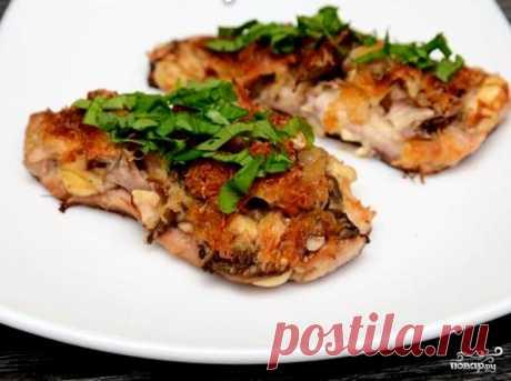 Индейка с вешенками - пошаговый кулинарный рецепт с фото на Повар.ру