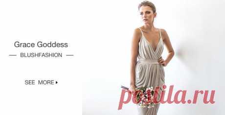 Short Sleeve Polyester Floral Beach Maxi Dress - StyleWe.com