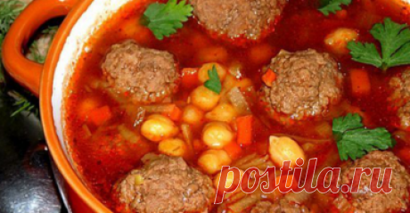 Супы — Чудо поваренок