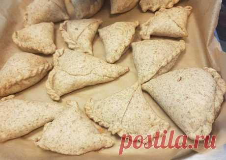 (8) Яблочные самосы - пошаговый рецепт с фото. Автор рецепта Ирина Волигова 🌳 . - Cookpad