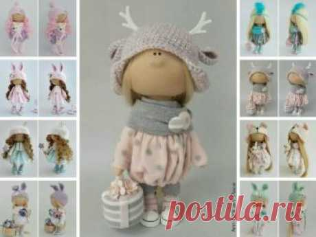 Nursery Decor Doll, Textile Soft Doll, Fabric Rag Doll, Cloth Tilda Doll, Baby Gift Doll, Unique Love Gray Doll Handmade Art Doll by Irina B Hello, dear visitors!  This is handmade cloth doll created by Master Irina B. (Kiev, Ukraine). Doll is 30 cm (11.8 inch) tall and made of only quality materials. All dolls stated on the photo are mady by Irina B. You can find them in our shop searching by artist name: