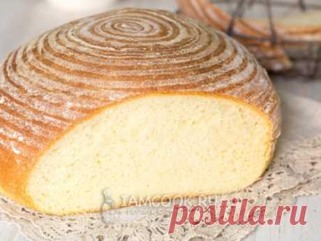 Хлеб на молоке в духовке — рецепт с фото Нежный, пушистый хлеб подойдет как к завтраку, так и к первым блюдам.