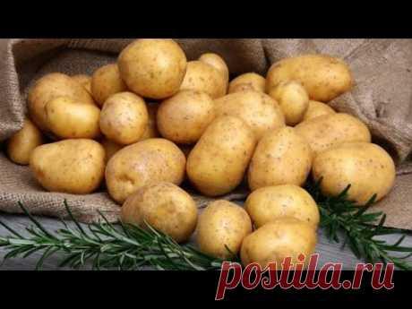 2 рецепта ВКУСНОГО КАРТОФЕЛЯ в ДУХОВКЕ