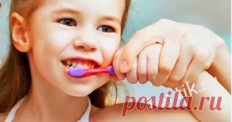Красивые зубы – залог здоровья вашего ребенка