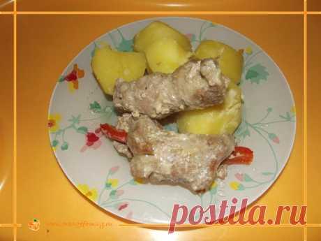 La receta de carne ruletikov con el pimiento   Orangefamily.ru