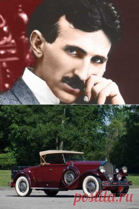 5 самых загадочных изобретений Николы Тесла / Всё самое лучшее из