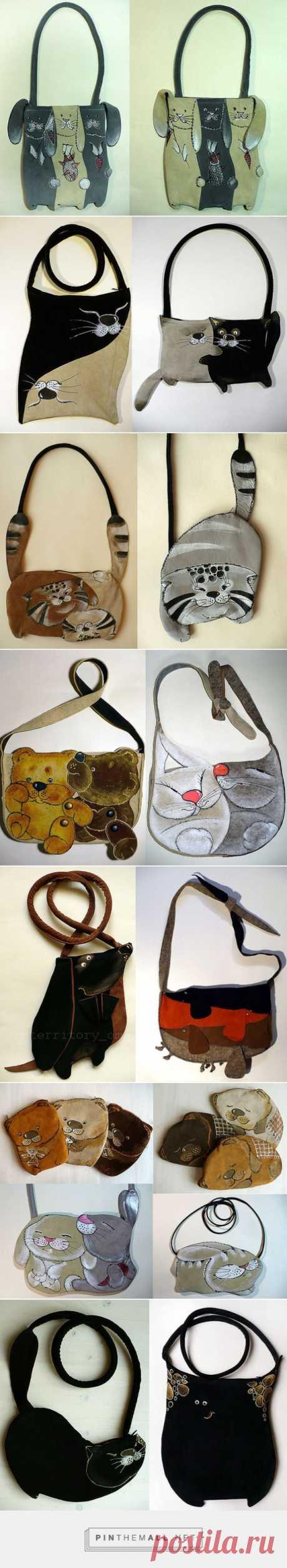 Смешные сумочки. Только идеи... - a grouped images picture Смешные сумочки. Только идеи - created on 2016-01-05 22:54:48