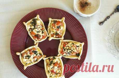 Итальянские пирожки