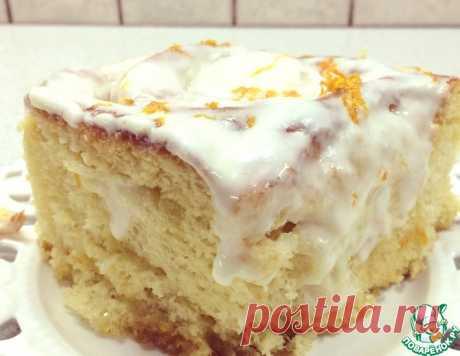 Нежнейшие апельсиновые булочки – кулинарный рецепт