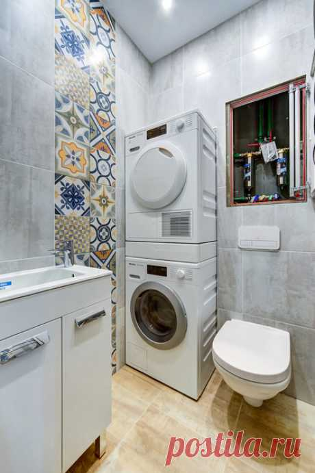 As it is correct: To hide communications in a bathroom the Practicing designer answers the most frequent questions arising in the course of repair of bathrooms