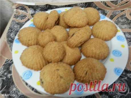 Печенье «Маамуль» (арабская кухня) : Выпечка сладкая