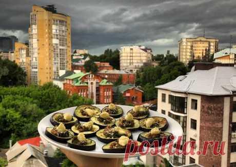(6) Баклажаны с орехами - пошаговый рецепт с фото. Автор рецепта svetlana dorfman . - Cookpad