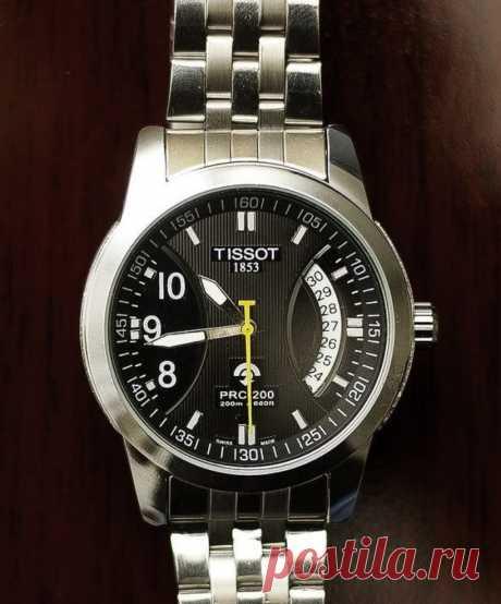 Часы Tissot - Купить часы Тиссот за 1790 руб + вторые в подарок.