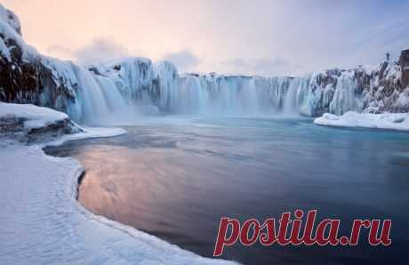 Красивейшие водопады на планете