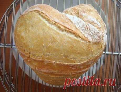Домашний хлеб в духовке / Райская пища