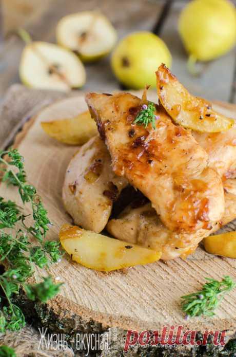 Грушевая восьмерка: подборка блюд с грушей - Жизнь - вкусная!
