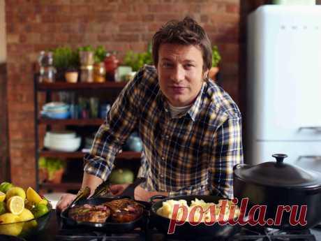 Как стать шеф-поваром на своей кухне: советы от Джейми Оливера - tochka.net