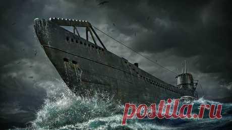 Das Boot — Подводная лодка: полная версия фильма /1981 г./ | Видео дня