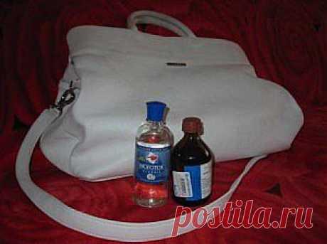 как почистить белую сумку, как очистить белую кожаную сумку, способы чистки белая кожаная сумка | Проблем нет Дом, семья, здоровье, бизнес, красота, мода и стиль, кулинарные рецепты, народная медицина, праздники, полезные советы