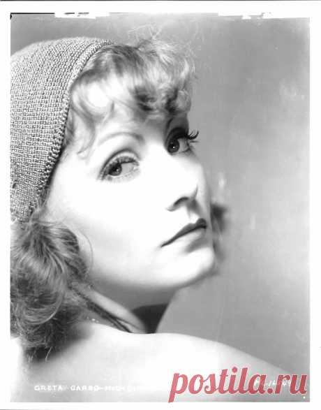Greta Garbo 'Susan Lenox' by Clarence Sinclair Bull, 1931