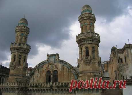 Мечеть Кетшава (Алжир) - Путешествуем вместе
