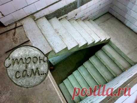 Лестница в доме. Обзор геометрии.