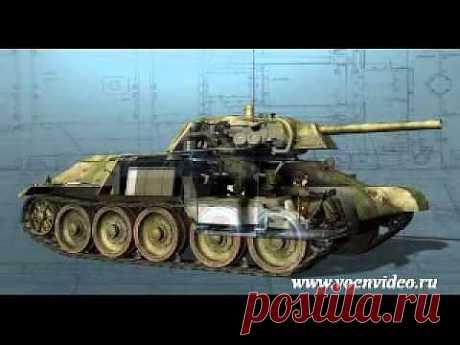 Освободители. 11 серия.  Танкисты. www.voenvideo.ru. - YouTube
