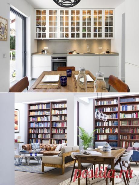 Живая сказка в Мадриде - Дизайн интерьеров | Идеи вашего дома | Lodgers