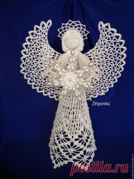 Ангел Мария – купить в интернет-магазине на Ярмарке Мастеров с доставкой - 7CDZDRU | Брянск